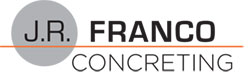 JRFranco Concreting Logo